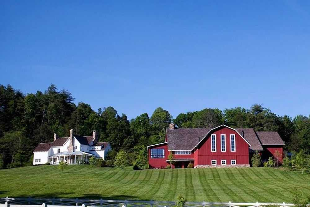 The Barn at Blackberry Farm, Walland, Tenn