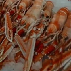 Cooked Frozen Langoustine