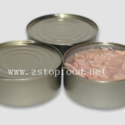 Canned Tuna In Water Or In Oil